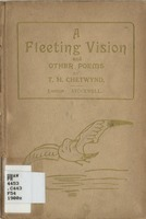 A fleeting vision, and other poems