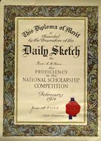 Daily Sketch Award