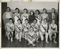 1954 FSU Gymnastics Team