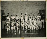 1951 FSU Gymnastics Team