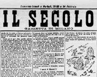 Secolo (Milan, Italy).