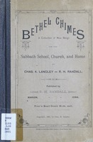 Bethel chimes: a collection of new songs for the Sabbath school, church, and home