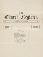 Church Register