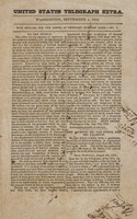 United States Telegraph Extra