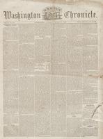 Washington Weekly Chronicle