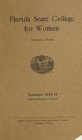 Catalogue 1912-1913, Announcements 1913-1914