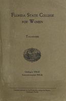 Catalogue 1914-15, Announcements 1915-16