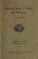 Catalogue 1913-1914, Announcements 1914-1915
