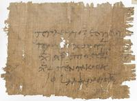 [Banknote, 86 May 8 BCE, of Ptolemaios son of Hestieios to Protarchos, banker]