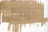 [Banknote, 86 October 13 BCE, of Eirenaios to Protarchos, banker]