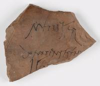 Letter from Mettius