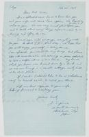 Welcome letter to Paul Dirac from Y. Sugiura
