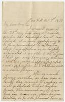 """Letter addressed to """"My dear Brother"""""""