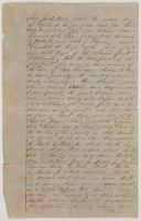 April 2, 1858 deed for land in Newport, Florida in Wakulla County
