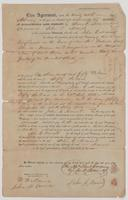 February 27, 1852 deed for land in New Port, Florida in Wakulla County