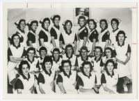 1962 College of Nursing Class Photo