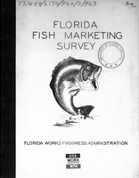 Florida fish marketing survey