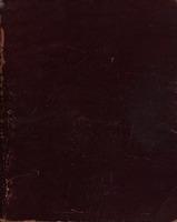 Dirac's handwritten mathematical notes