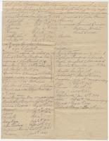 Bradford family genealogical information