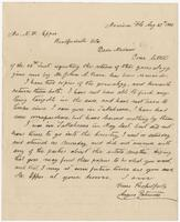Letter from Angus Paterson to Mrs. N. W. Eppes, Aug. 27th, 1904