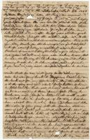 "Letter addressed to ""My dear Boy"""