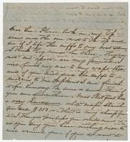 Letter from M. E. B.