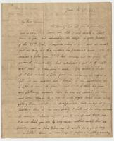 Letter from Ann to Martha L. H. Bradford