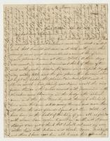 """Letter addressed to """"My dear Mrs. Robinson"""" from Joanna Y. Merrill"""
