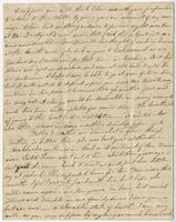 Letter discussing Sue and other family members