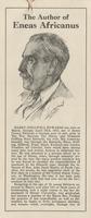 Author of Eneas Africanus