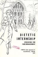 Dietetic Internship pamphlet