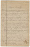 Bradford Genealogy, Page 1