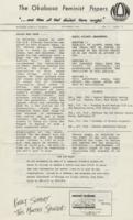Okaloosa Feminist Papers