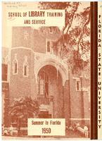 Summer in Florida 1950