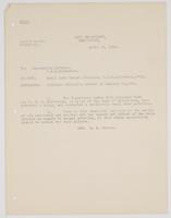 Letter to Commanding Officer of the U.S.S. Galveston discussing the success of the small arms practice