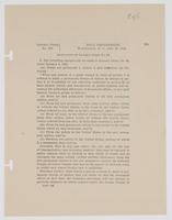 Amendment of General Order No. 36