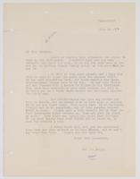 Correspondence between R. Kelly, R. H. Leigh ,and Admiral Sims