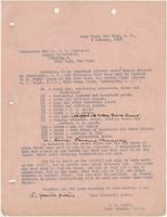 Memorandum for Mr. E. C. Schwoyer