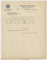 Examination of Richard H. Leigh's 1924 tax return