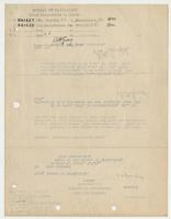 Order from the Navy Department assigning Richard H. Leigh temporary additional duty in Philadelphia