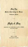 May Day: Florida State College for Women, Tallahassee, Florida