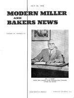 Modern Miller and Bakers News, vol. 33 no. 15