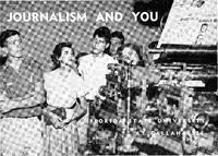 """""""Journalism and You"""" pamphlet"""