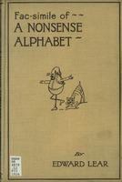Facsimile of A nonsense alphabet