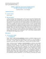 Activity Report Y3Q2