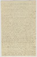 Captain John Rogers Vinton Seminole War letter