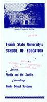 School of Education brochure (1952)