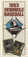 1983 Seminole Baseball