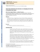 Improving treatments and outcomes