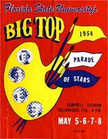 Florida State University's Big Top Parade of Stars (May 5-8, 1954)